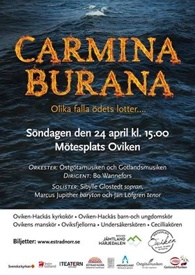 Klassisk konsert Carmina Burana