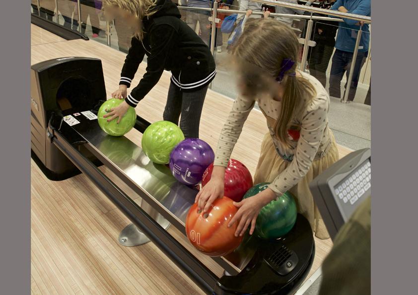 Bowling, Lovaktiviteter på Mötesplats Oviken